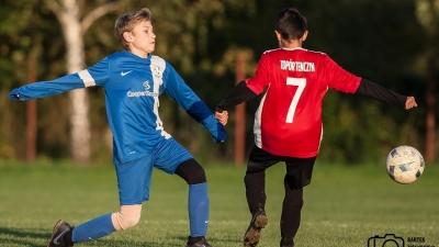 U13: Młodzicy wygrywają w arcyważnym spotkaniu!