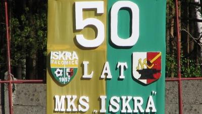 2007. Jubileusz 50-lecia MKS ISKRA Małomice