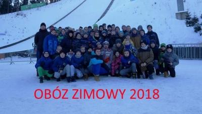 Obóz zimowy 2018 - informacja
