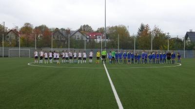 Mazowsze Grójec vs SEMP Warszawa 1:3 (0:0)