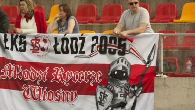 Lechia TM- ŁKS Łódź 2005