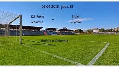 KS Perła Rokitno - Błękit Cyców