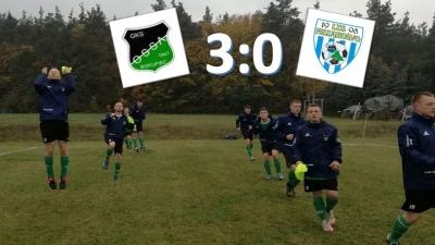 Ossa - Mszanowo 3:0! Derby dla Nas!