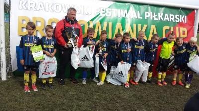 2010- BRONOWIANKA CUP WSPANIAŁY KONIEC SEZONU i TRZECIE MIEJSCE