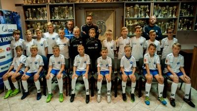 Młodzik Młodszy wyjechał na turniej Danube Challenge Cup