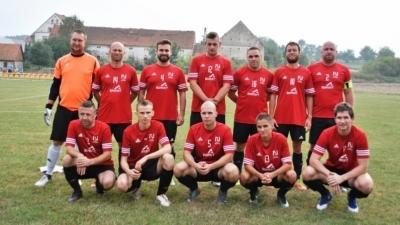 Czarni II Otmuchów- LZS Łąka Jodłów 3-3