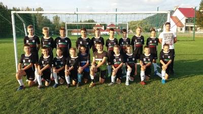 Młodziki: Wygrana z Pietrzykowicami