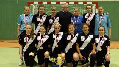 Rolnik B. Głogówek Mistrzem Opolszczyzny Futsalu Kobiet – Seniorek