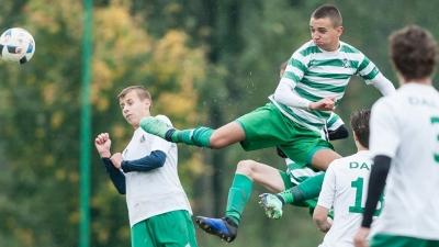 U17: Juniorzy młodsi mistrzem jesieni, teraz czas na baraże!