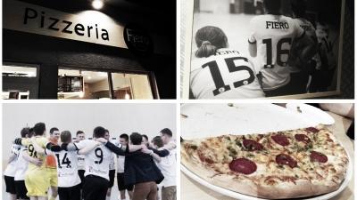 Zakończenie sezonu z Fiero! Pizza :)