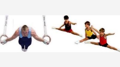 Zajęcia z gimnastyki - podział na dwie mniejsze grupy