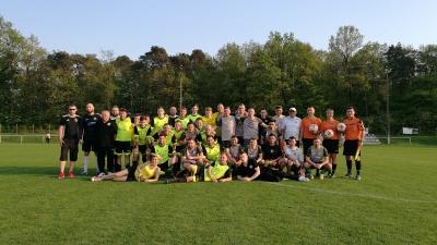 Piomar Tarnów Przywory - Orzeł Źlinice 0:2(0:1) Liga Okręgowa