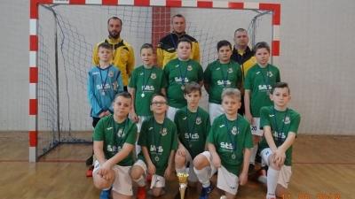 Młodzik młodszy - II miejsce w Piłkarz Cup !