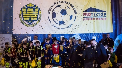 Wyniki Wisełka Protector Cup U-11.