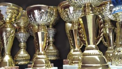 Puchary wręczone