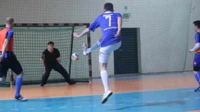 Liga Halowa K+M Sport: Włókniarz na podium!