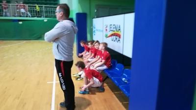 Zmiana trenera młodzików