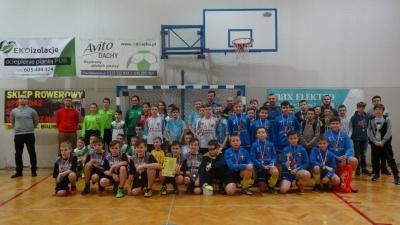 Turnieje w Żołyni - podsumowanie - młodzik.