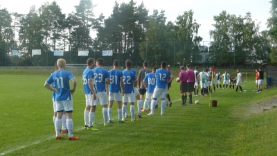 Seniorzy: Płomień Przystajń 6 - 2 (3-1) Orzeł Pawonków