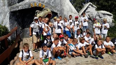 Zmiana godziny wyjazdu na obóz w Łebie