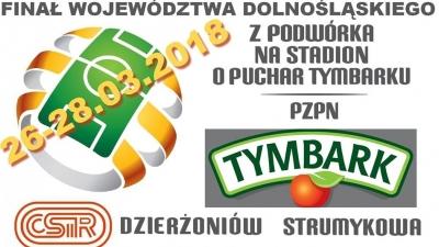 Z Podwórka Na Stadion o Puchar Tymbarku