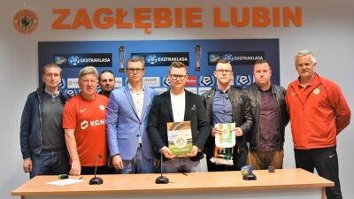 Włókniarz Leśna klubem partnerskim Zagłębia Lubin.