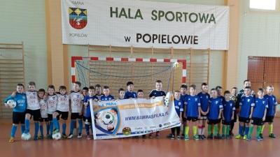 Cztery mecze w Popielowie