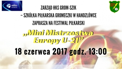 Piłkarski weekend w Handzlówce.