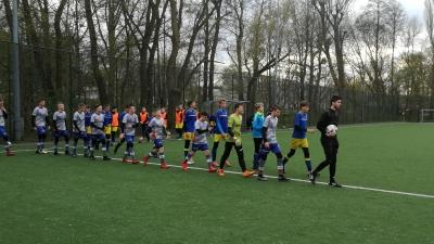 Elana Toruń - BKS Bydgoszcz 2:0