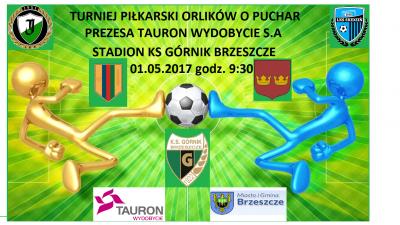 Turniej Orlików 01.05.2017