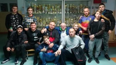 Hubert Tomczak 4 na mistrzostwach Polski!