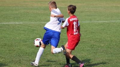 Podział lig młodzieżowych