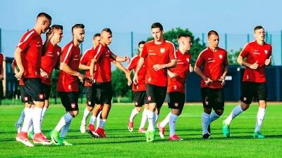 Mecz Reprezentacji U-20 w Niecieczy