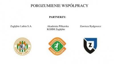 Umowa współpracy Zawiszy Bydgoszcz z Zagłębiem Lubin!