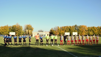 MZKS Pogoń Leżajsk 2-1 LZS Jadachy