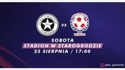 Gwiazda Starogród - Węgrowianka Węgrowo