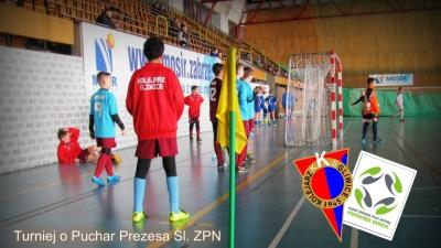Turniej o Puchar Prezesa Śl ZPN