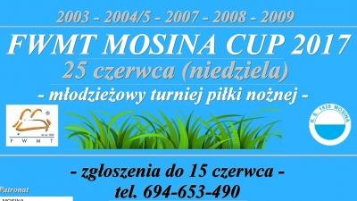 IX FWMT Mosina Cup 2017 - zaproszenie