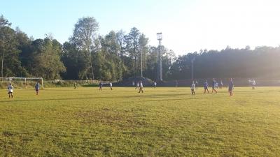 Trampkarze: Sparta Lubliniec 0:3 Pokój Sadów (0:0)