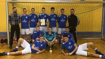 Juniorzy wygrywają turniej w Koninie!