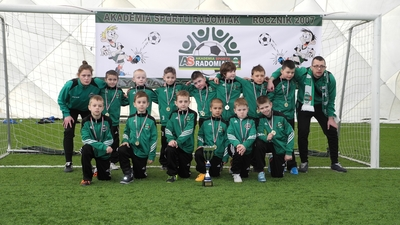 Nadrzecze Cup 2016 - Mamy Srebrny Puchar