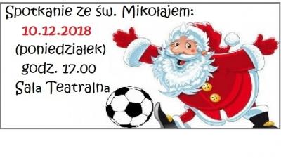Święty Mikołaj w PKS Jadwiga.