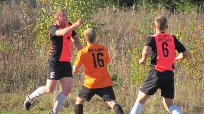 SKF Kunki - KS 2010 Wrzesina 1:1 (0:1)