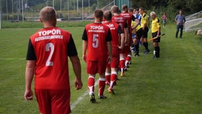 Mecz ligowy - trzecia kolejka(08.09.2018 r.)