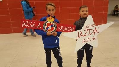 Wyjazd na mecz Ekstraklasy.