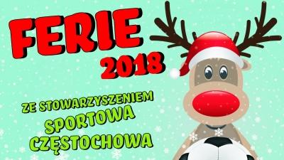 Ferie 2018 ze Stowarzyszeniem Sportowa Częstochowa