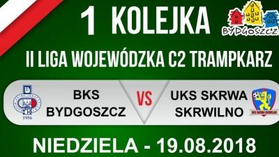 BKS Bydgoszcz - UKS Skrwa Skrwilno