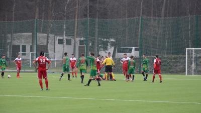IV liga: Sparta Lubliniec 0:1 Przemsza Siewierz