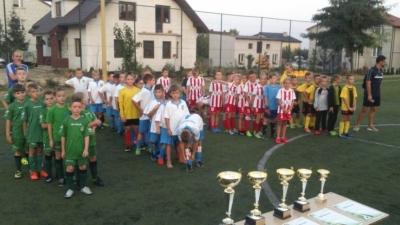 ROCZNIK 2009: Turniej Orlika Młodszego E2 w Tuliszkowie