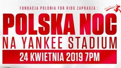 Polska Noc na Yankee Stadium